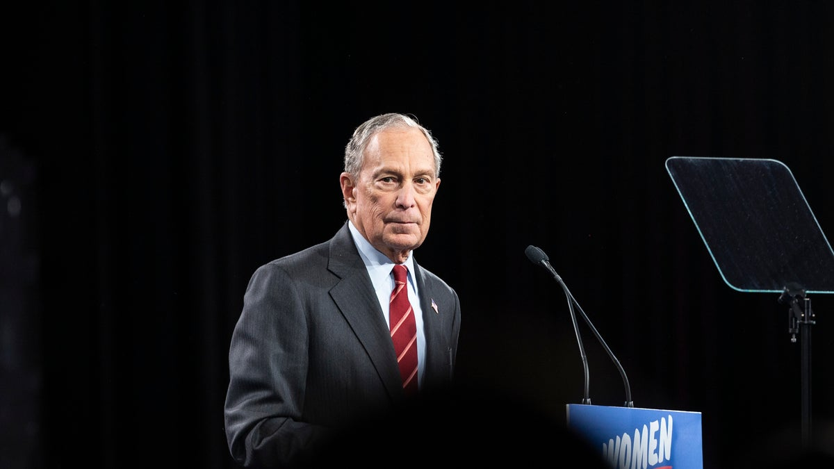 Michael Bloomberg Will Take the Stage at Nevada Debate