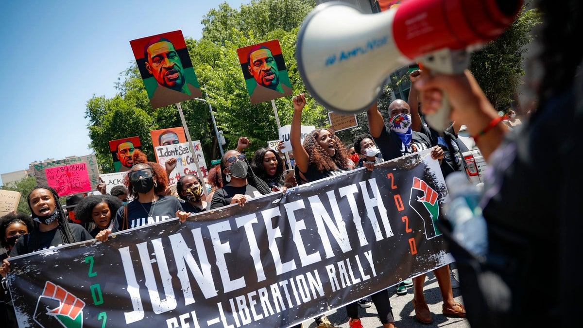 Biden to Sign Bill Making Juneteenth a Federal Holiday