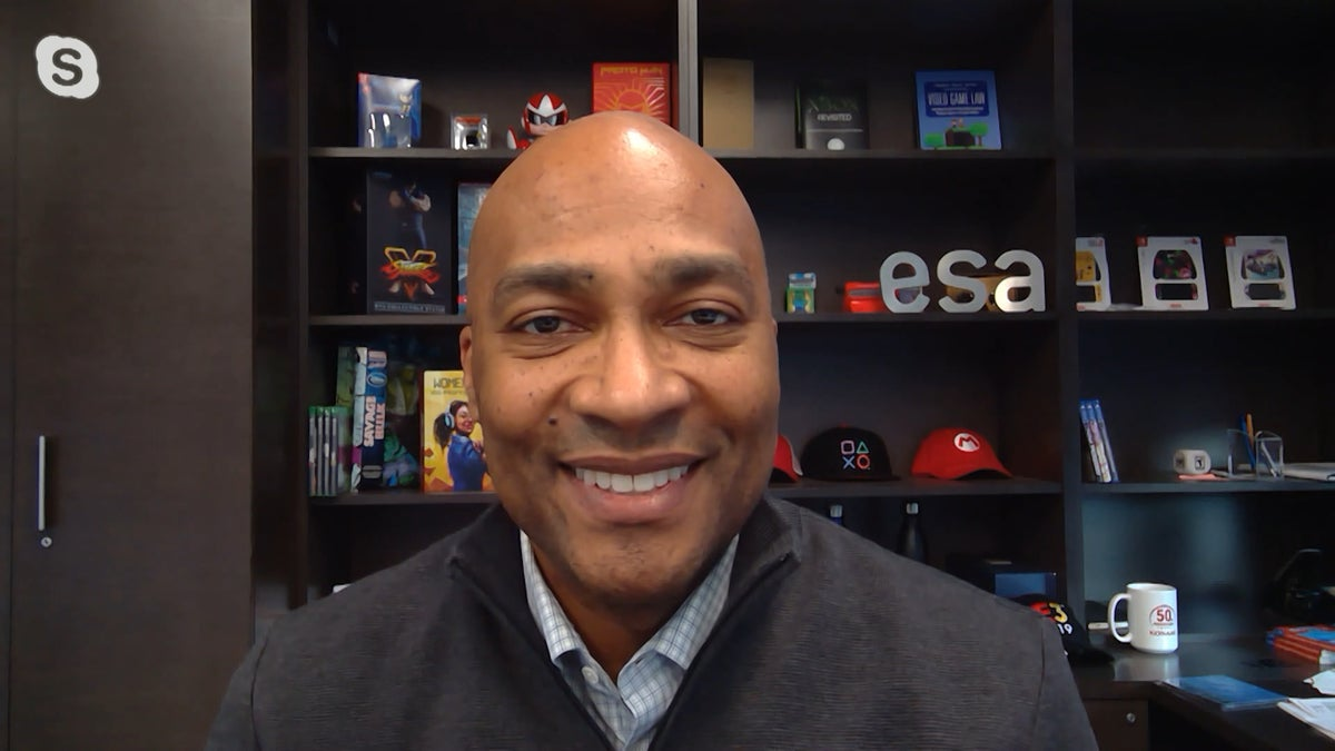 ESA's President & CEO, Stanley Pierre-Louis and The 'Game Generation'