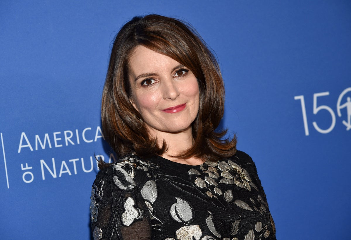 In this Nov. 21, 2019, file photo, actress Tina Fey attends the American Museum of Natural History's 2019 Museum Gala in New York. Fey says more than $115 million was raised toward supporting New Yorkers impacted by COVID-19 during a virtual telethon. (Photo by Evan Agostini/Invision/AP, File)