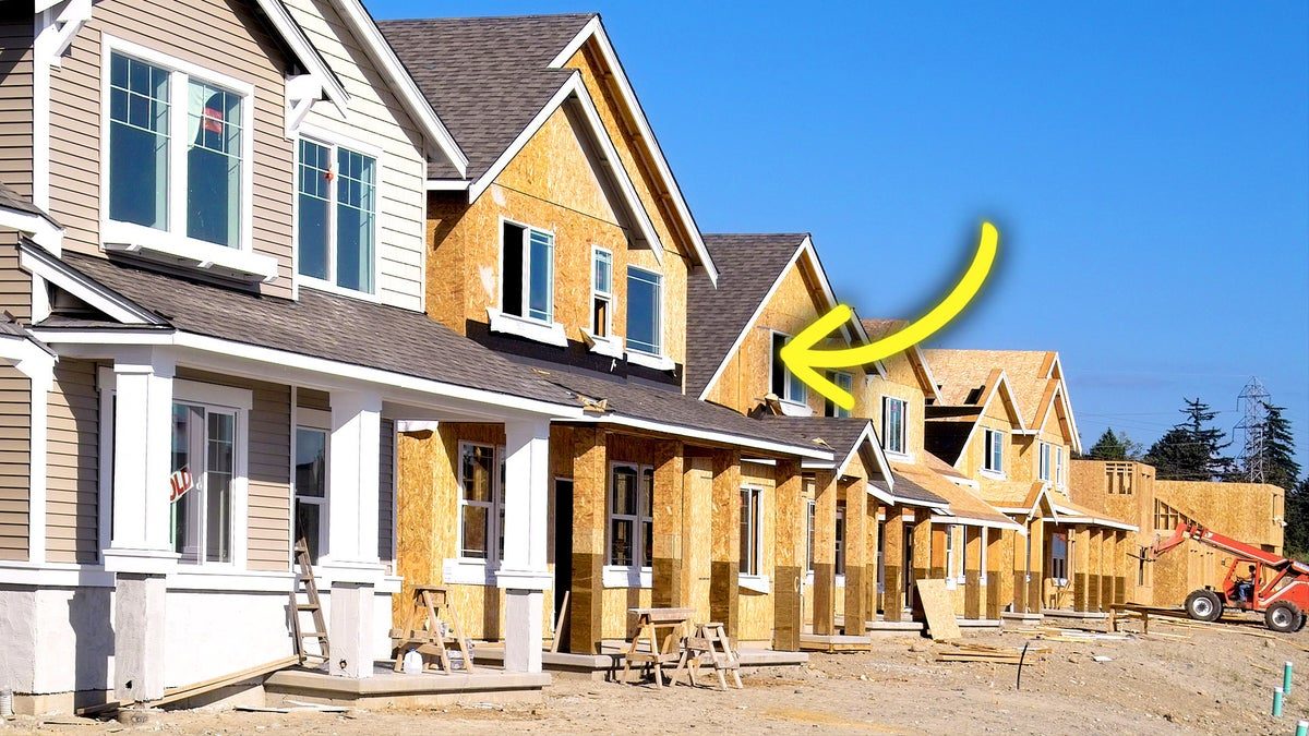 Why So Many American Homes Are Flimsy