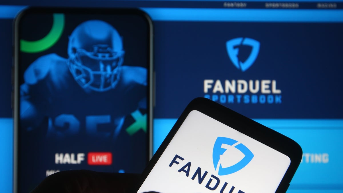 FanDuel CEO Talks New Sports Betting Partnership With NFL