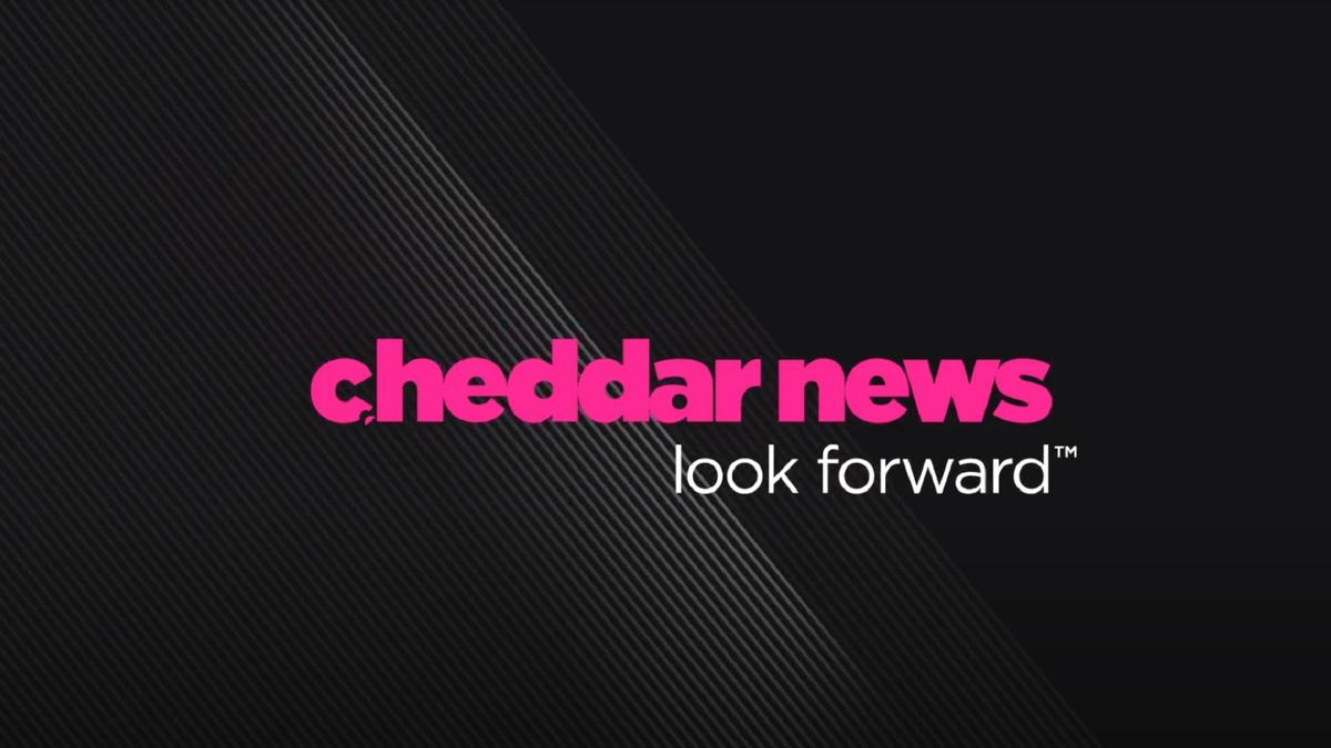 Cheddar Rebrands as Cheddar News