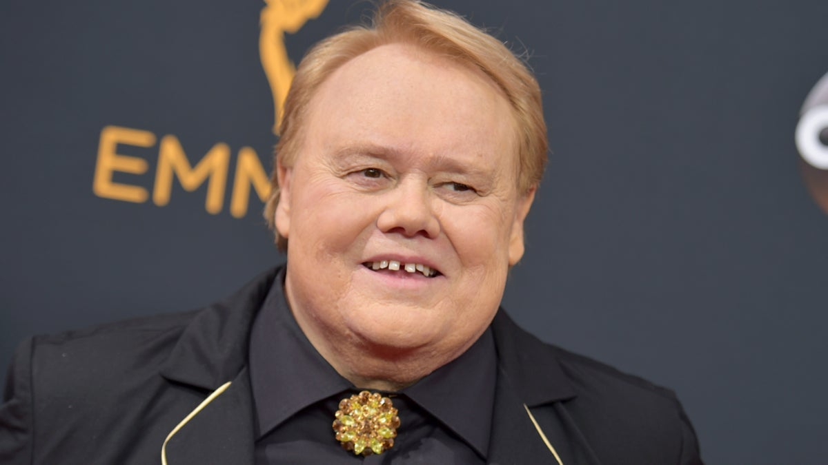 Actor Louie Anderson Reprises His Role In 'Coming 2 America'