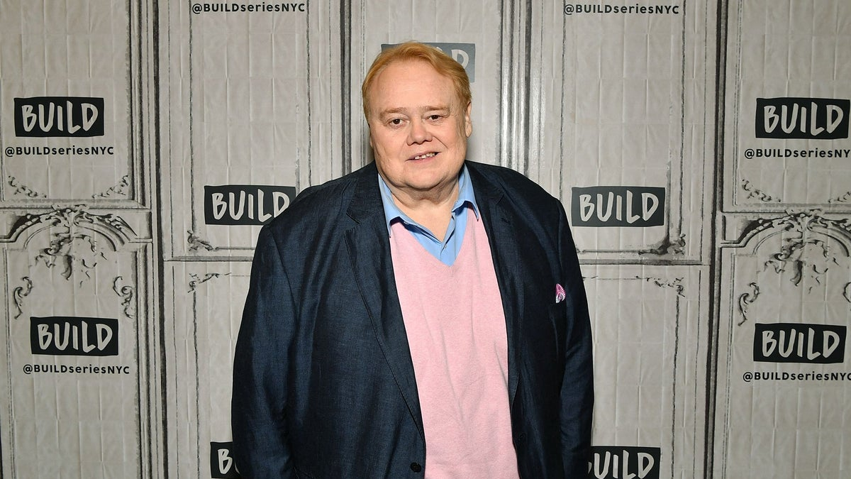 Louie Anderson on 'Coming 2 America,' Future Comedy Tours, and Being the 'Token White Guy'