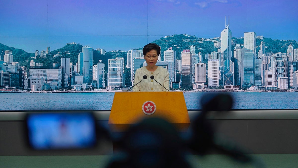 TikTok to Leave Hong Kong as Security Law Raises Questions