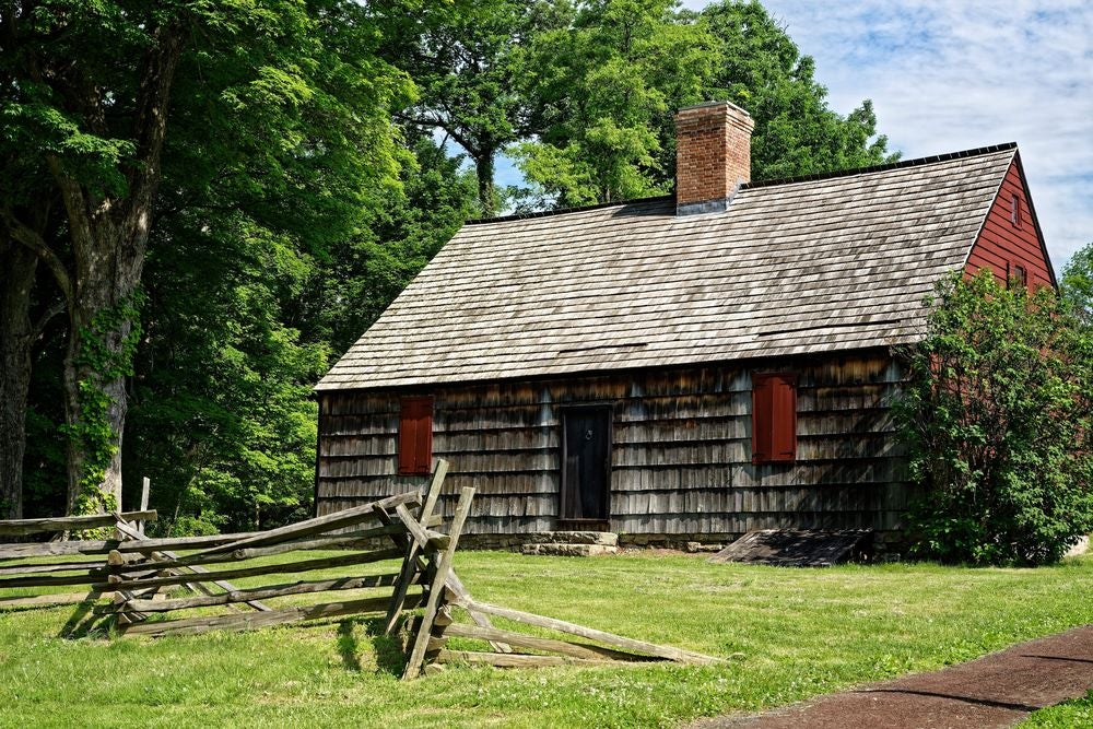 A photograph ofThe Wick House at Morristown National Historical Park by Xiomaro. (Photo credit: Xiomaro)
