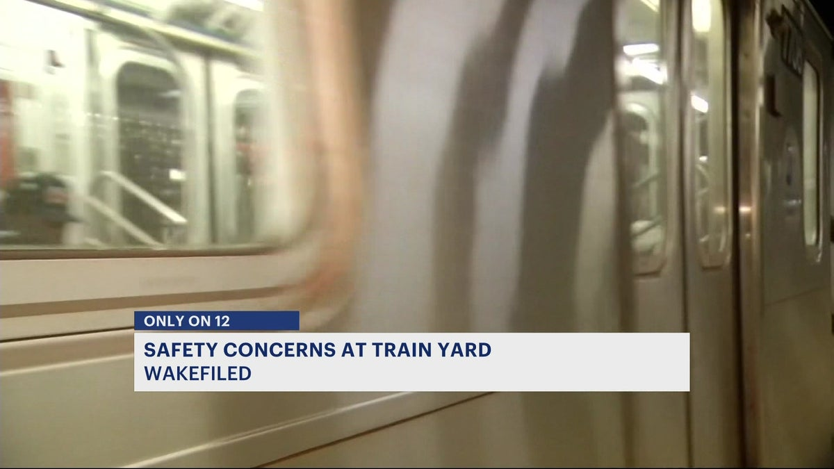 Employees call on MTA to ensure safer conditions after car cleaner died while crossing tracks