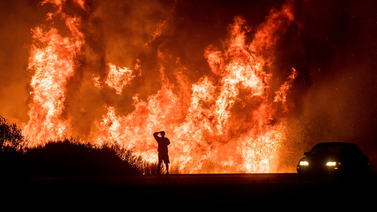 How Climate Change and Wildfires Are Impacting California's Economy