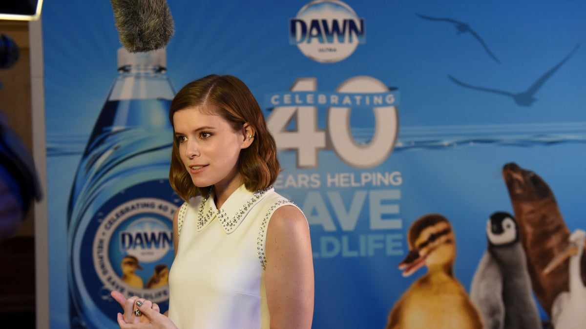 Kate Mara: Subway Spooked Me Out After 'House of Cards'