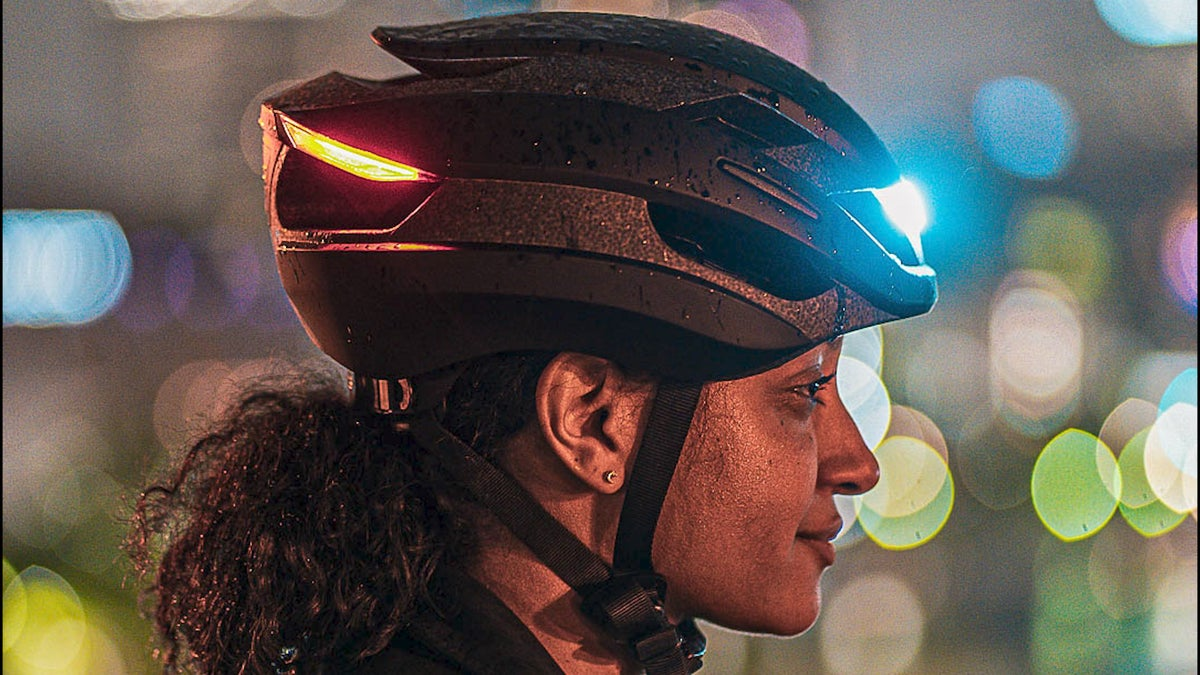How the new Lumos Helmet is Keeping Cyclists Safe During Pandemic