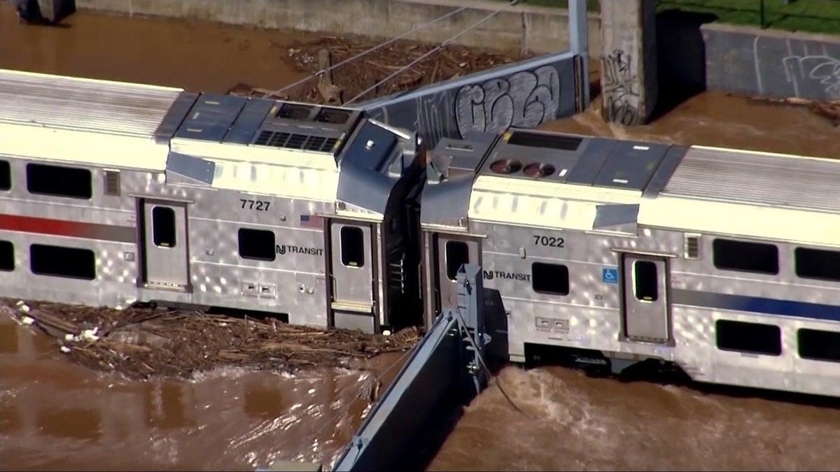 Bound Brook demands answers on how stuck NJ Transit train kept floodgate open during Ida