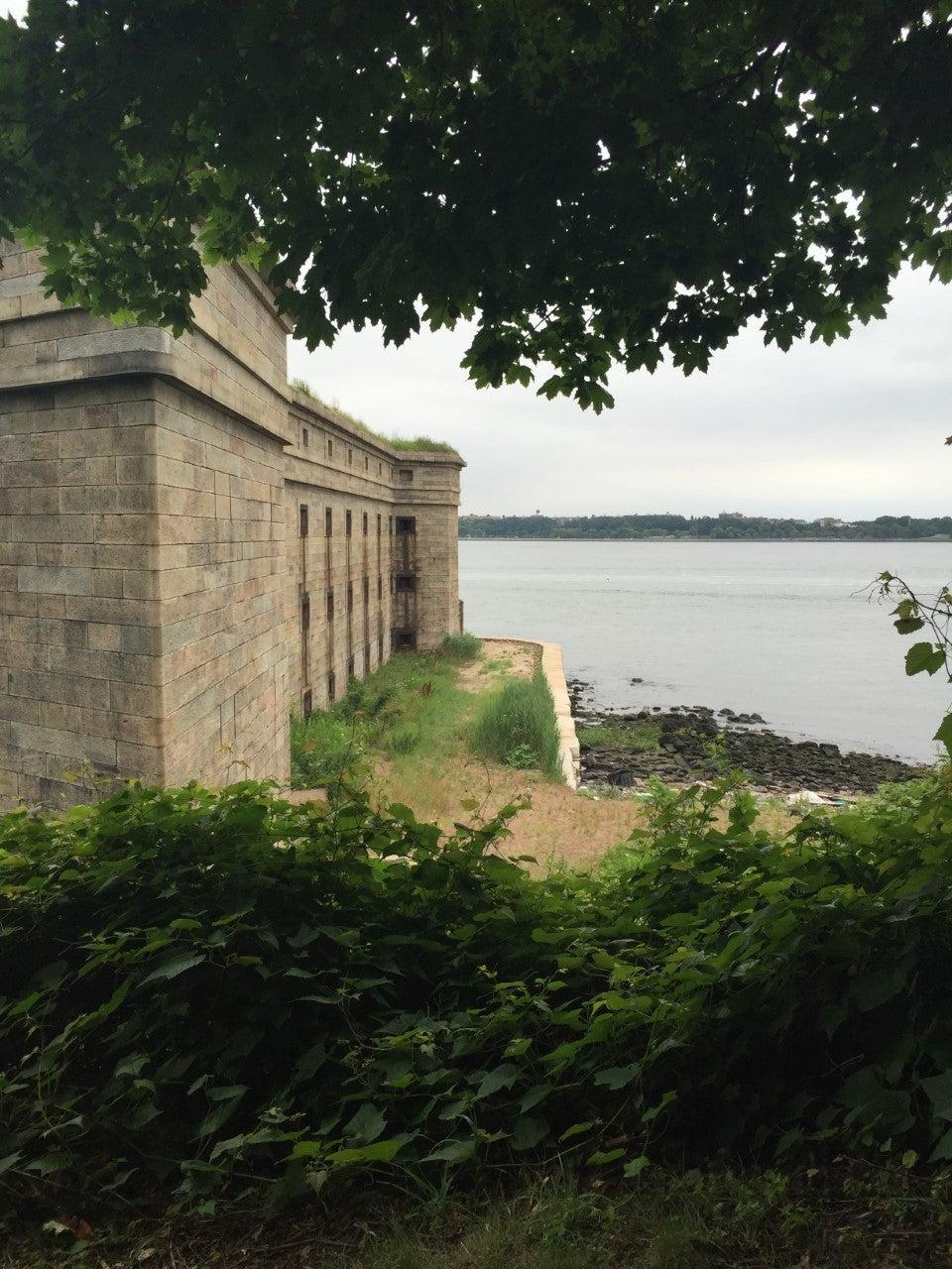 Fort Wadsworth in Staten Island. (Photo: Brian Heyman, News 12)
