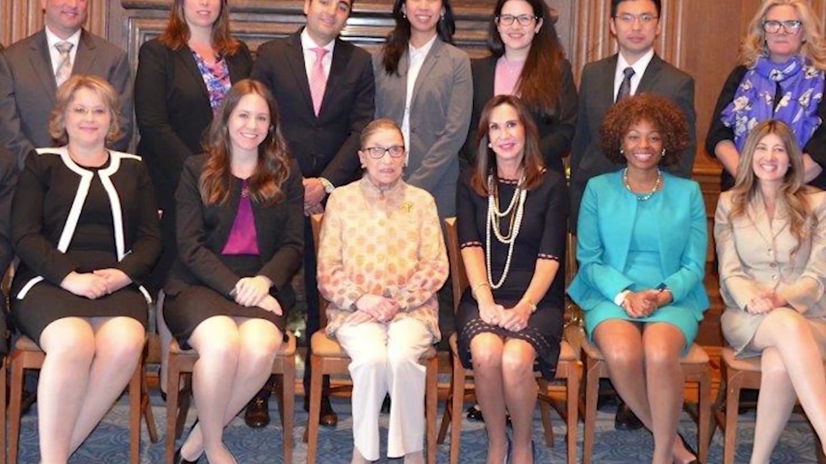 Hofstra University's School of Law remembers Supreme Court Justice Ruth Bader Ginsburg
