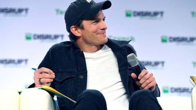 Ashton Kutcher Returned His Virgin Galactic Ticket to Space
