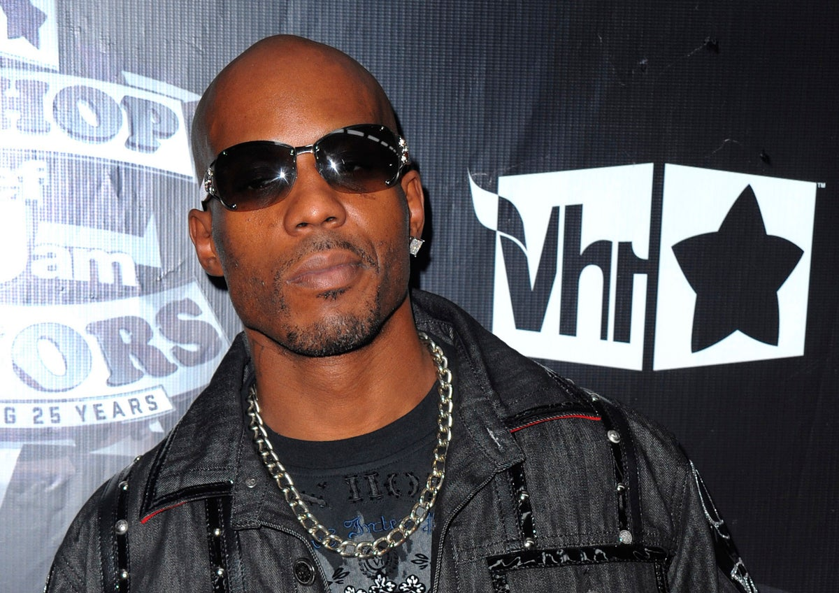 In this Sept. 23, 2009, file photo, DMX arrives at the 2009 VH1 Hip Hop Honors at the Brooklyn Academy of Music. (AP Photo/Peter Kramer, File)
