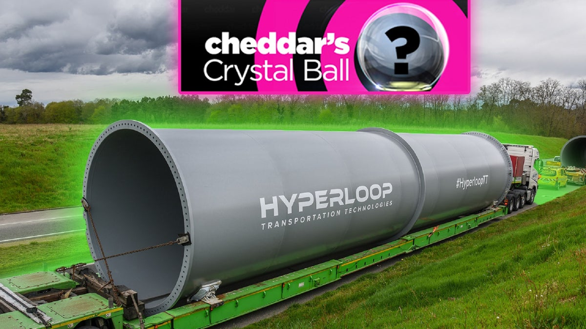 Cheddar Crystal Ball: The Smart Cities of the Future Are Already Here