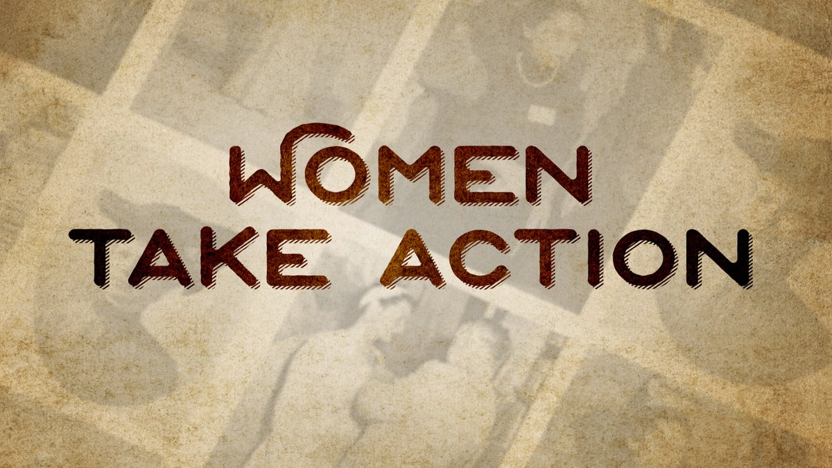 cheddar.com: Blazing Trails: Women Who Took Action on Suffrage, Social Justice
