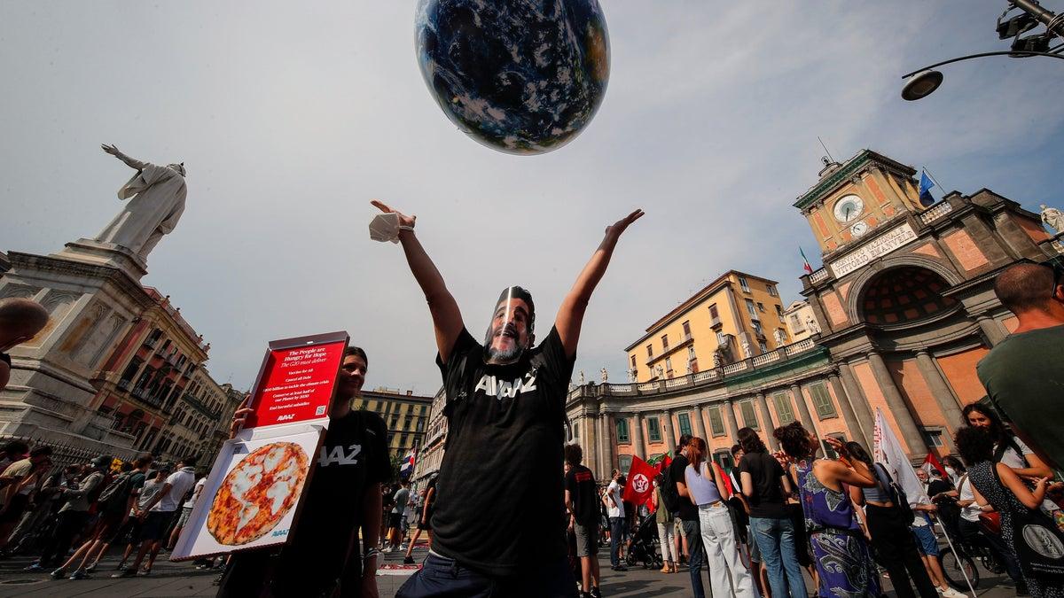 Environmental Groups Call To Postpone COP26