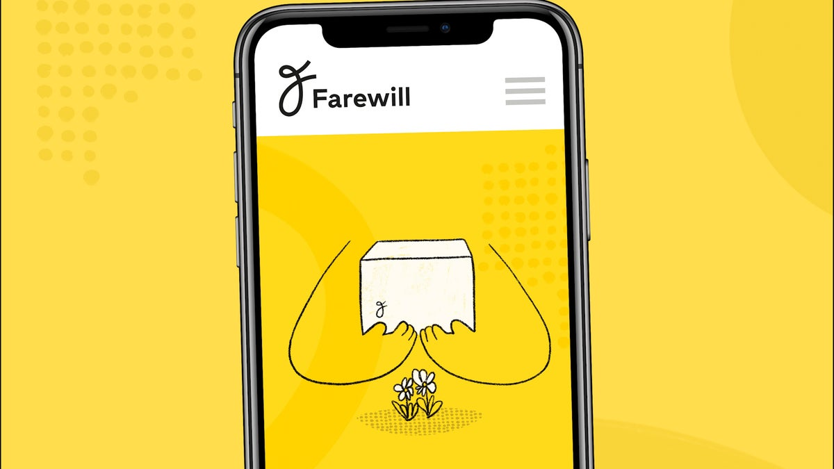 Farewill Helps People in U.K. Deal With Death