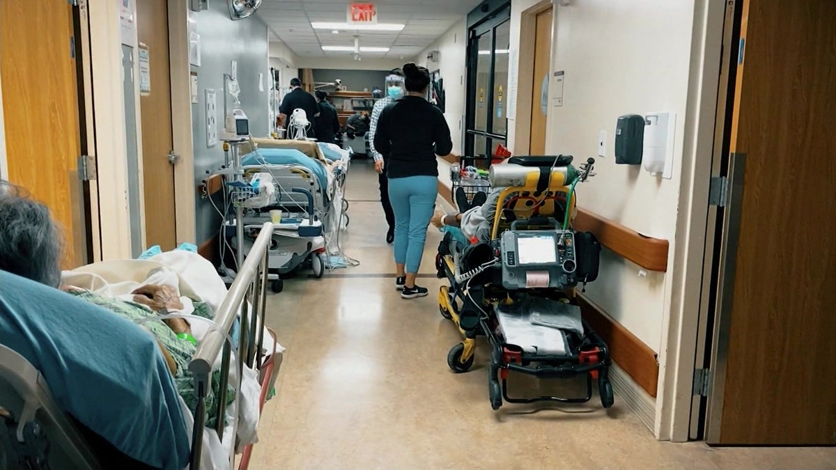 Delta variant surge: Doctors say patients are regretting vaccine refusal before intubation