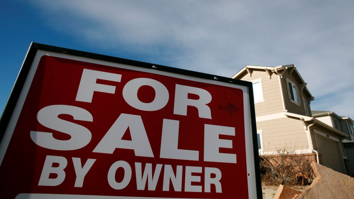 Housing market slows down for second straight month