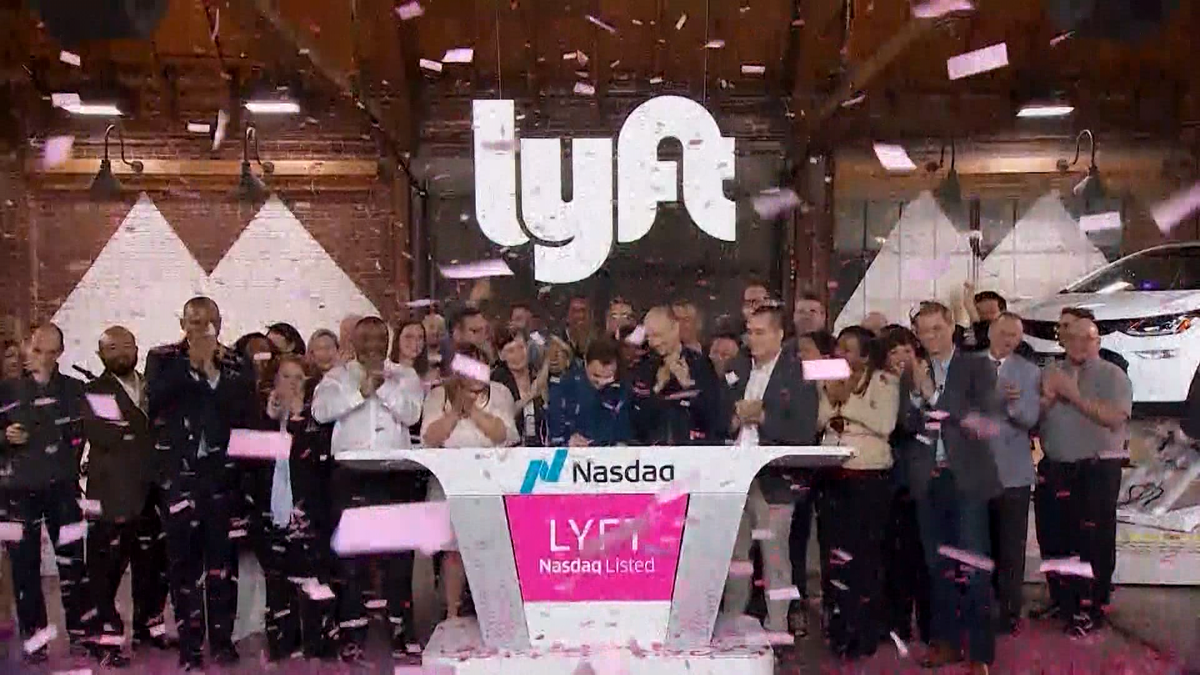 Why Lyft Surged When It Started Trading