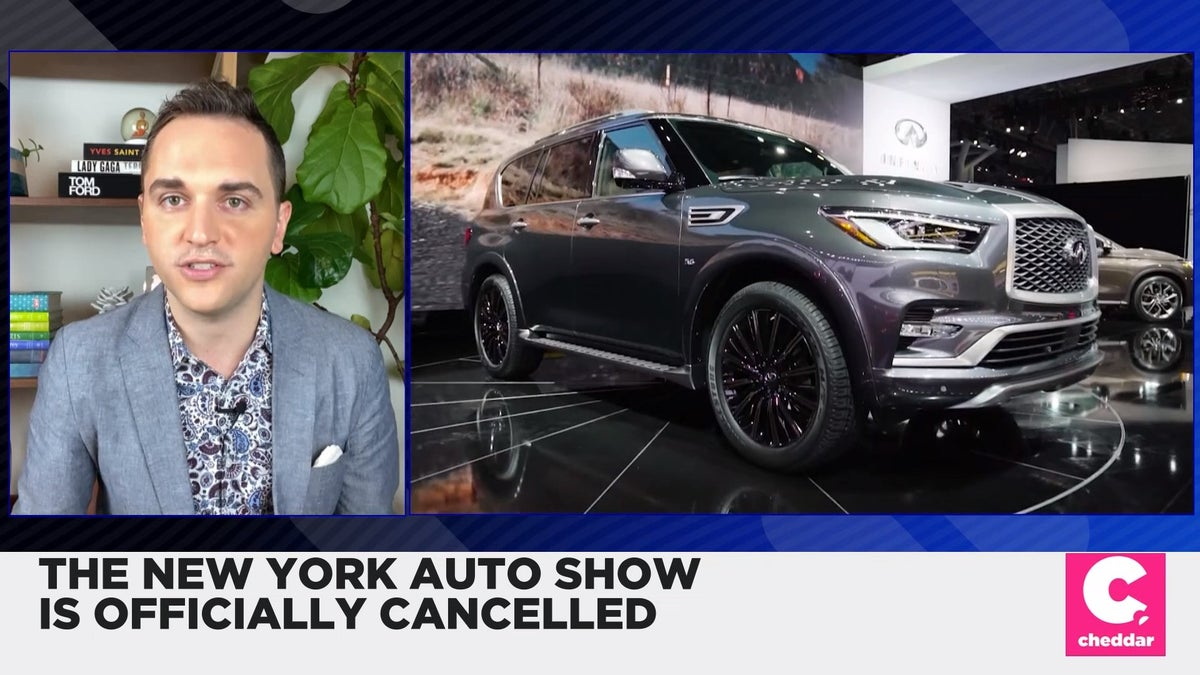 New York Auto Show Axed