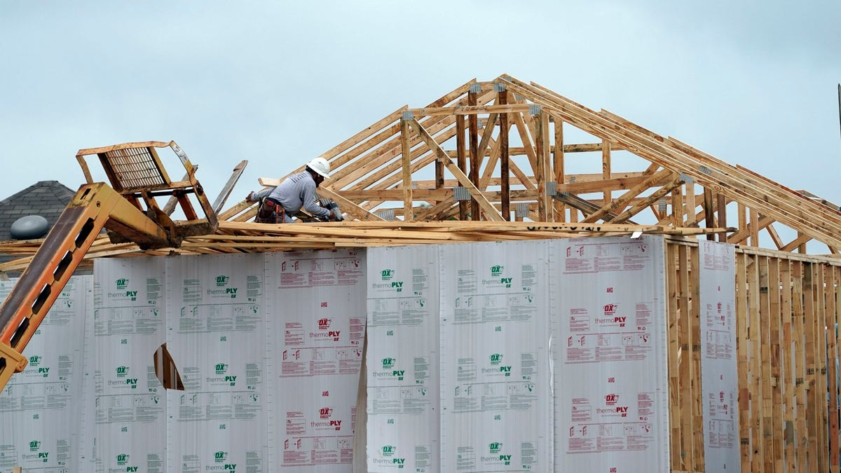 U.S. Home Construction Jumps 5.8 Percent in December to 1.67 million