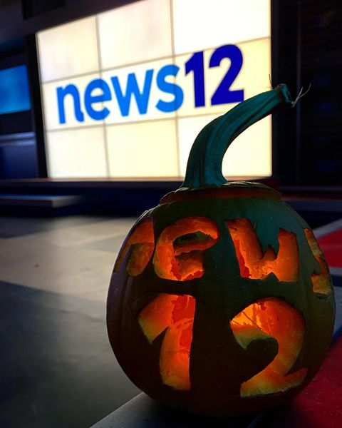 Happy Halloween from News 12!  Photo credit: Greg Cannella