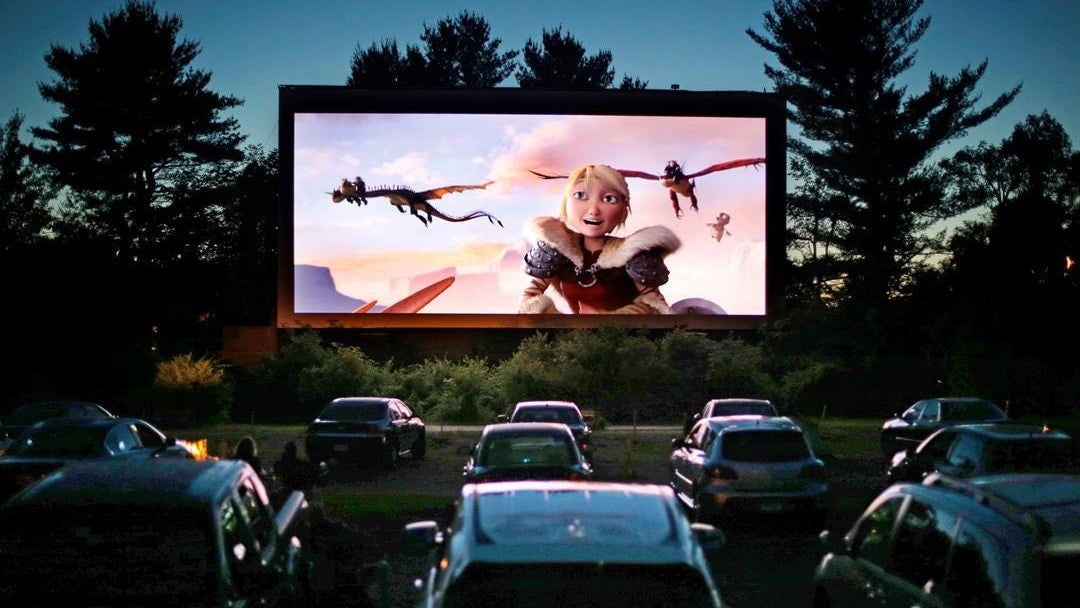 Guide: Drive-in and outdoor movie events on Long Island