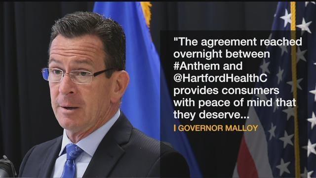 Anthem, Hartford HealthCare reach 3-year deal after impasse