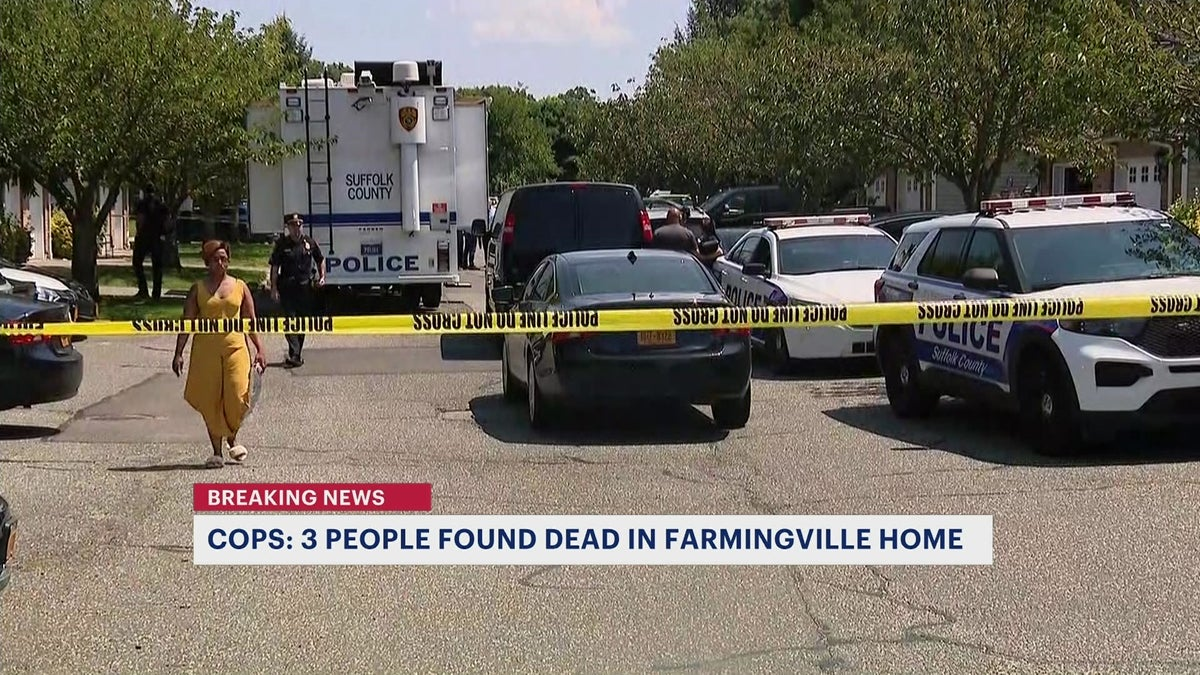 Police ID 3 people found fatally shot inside home