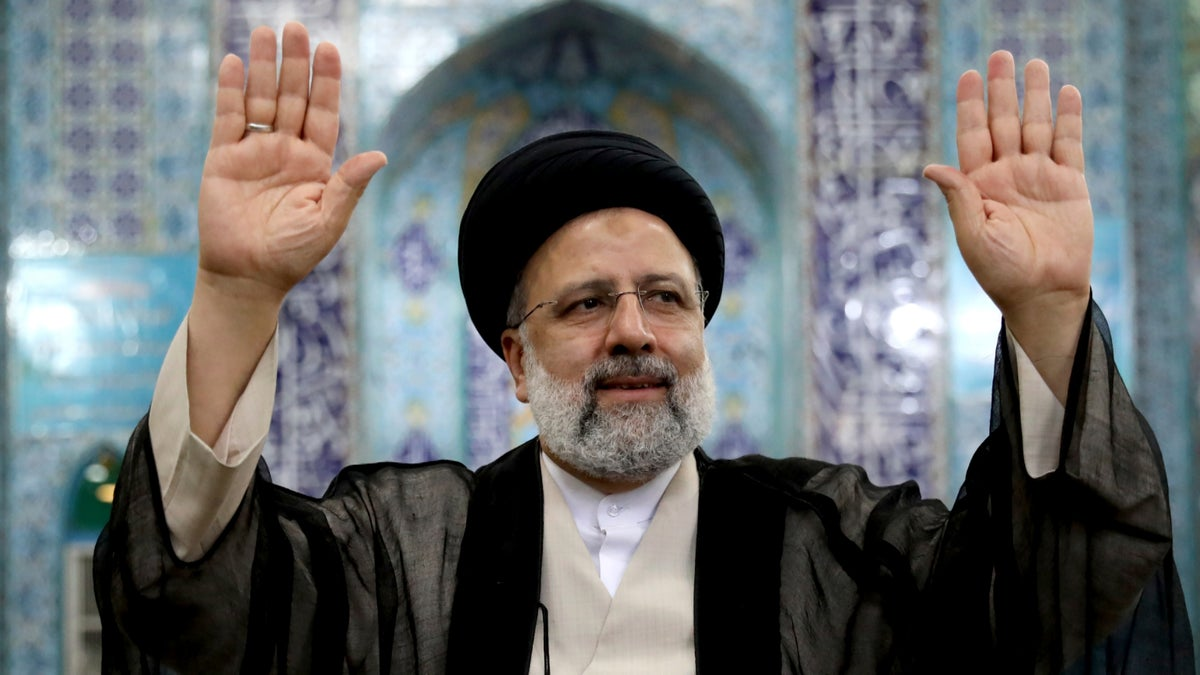 Iran's Election of Hardline Judge Threatens Nuclear Deal Negotiations