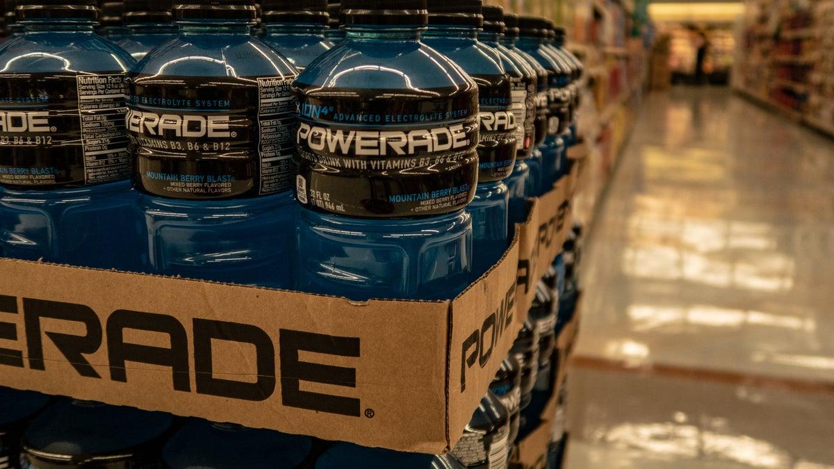 Powerade Gets Update Amid 'Fast Evolution' of Market, Says Coca-Cola Exec