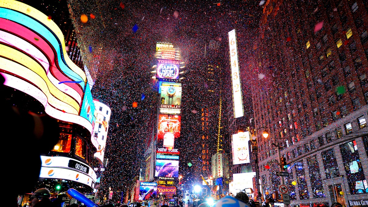 Times Square to host virtual New Year's Eve ball drop