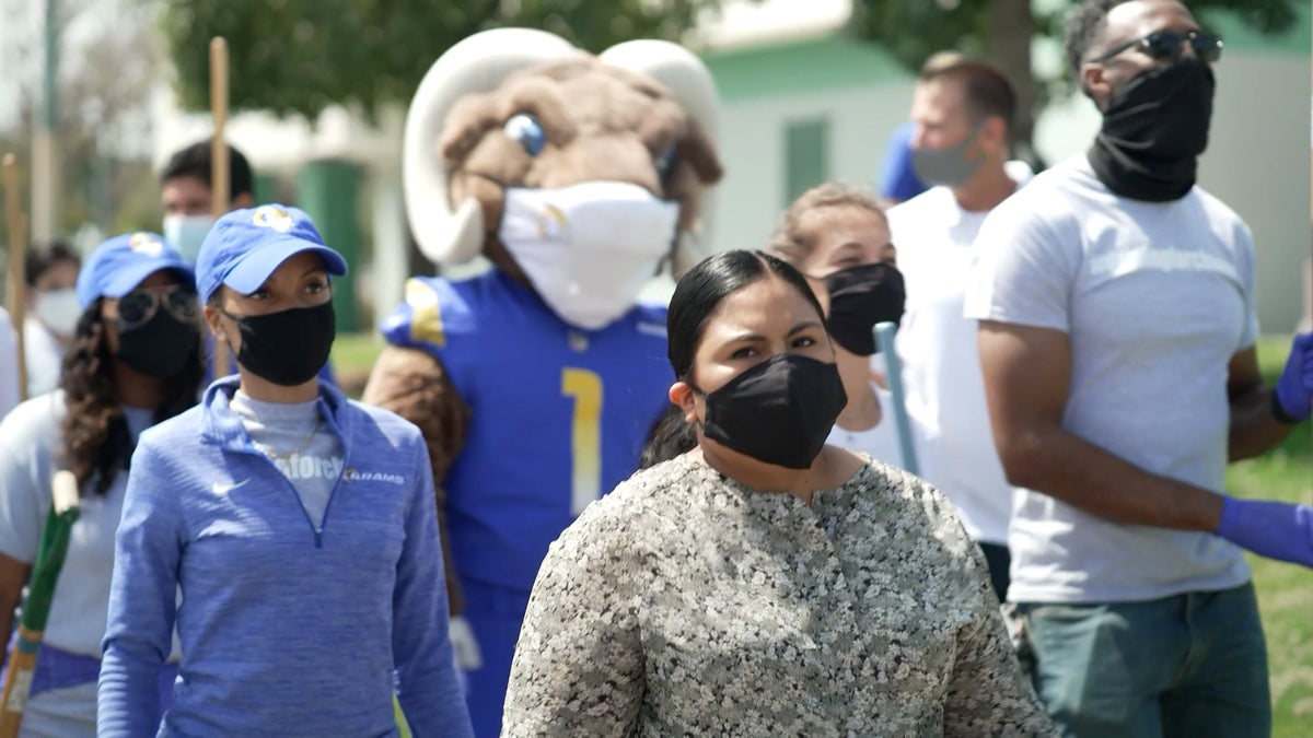 Los Angeles Rams Looks to Reduce Its Environmental Impact