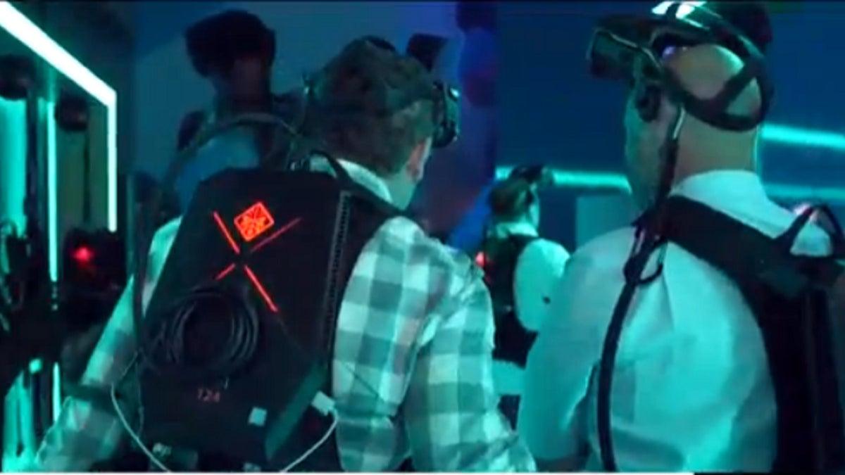 VR Cinema cover image