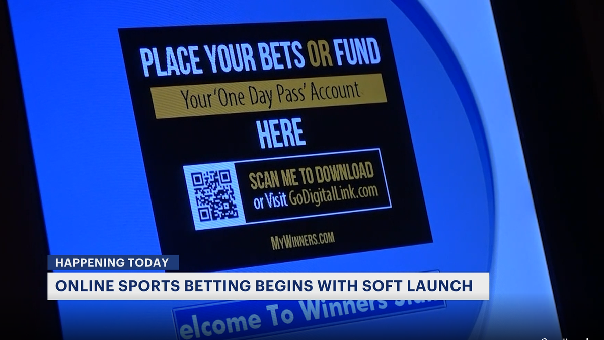 Soft launch of online sports betting in CT begins today