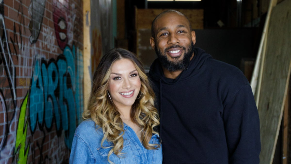 Stephen 'tWitch' Boss and Allison Holker Show Off #BeatTheZombieFunk Challenge