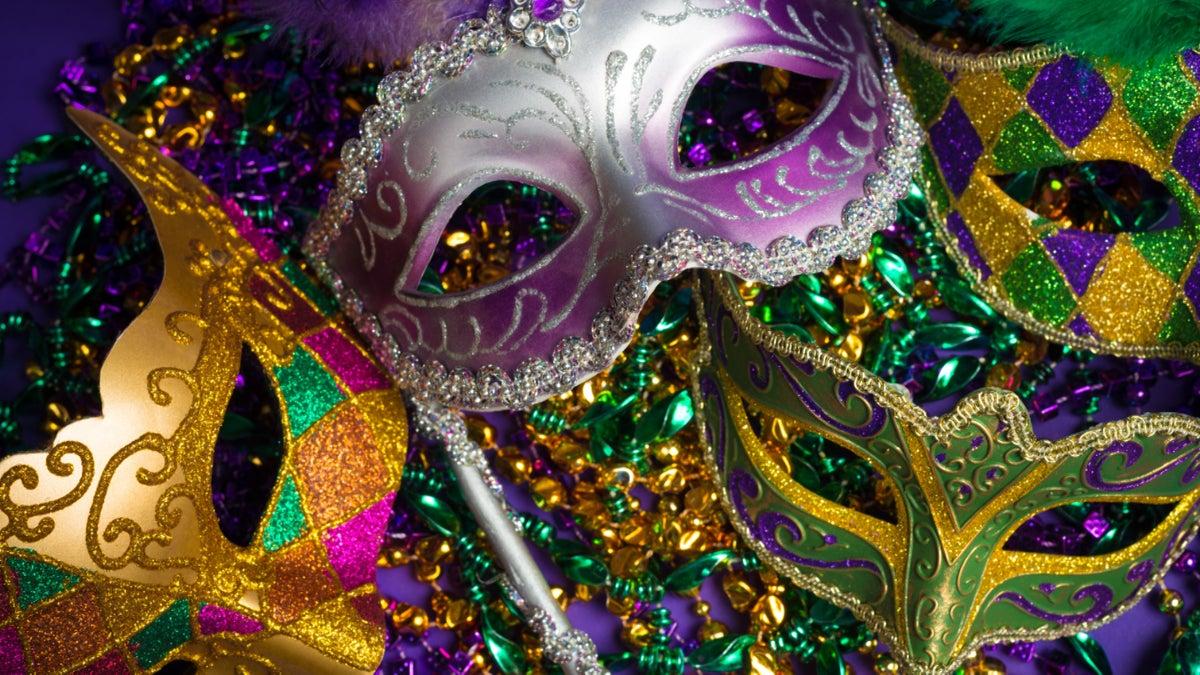 Celebarating Mardi Gras With Gumbo Bros