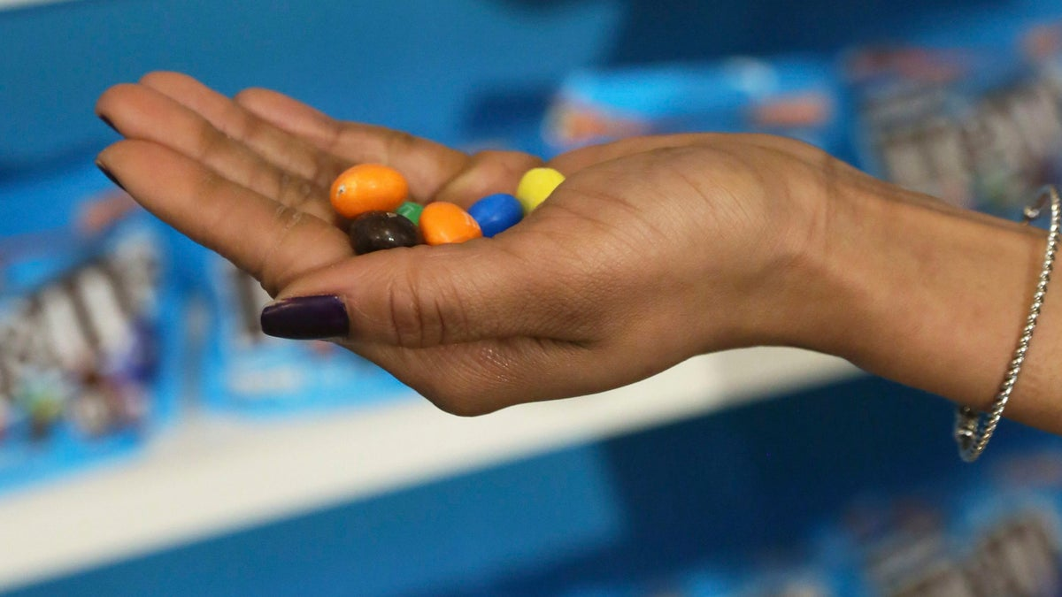 Americans Sought Candy Comfort During Coronavirus, Says Mars Wrigley N.A. President