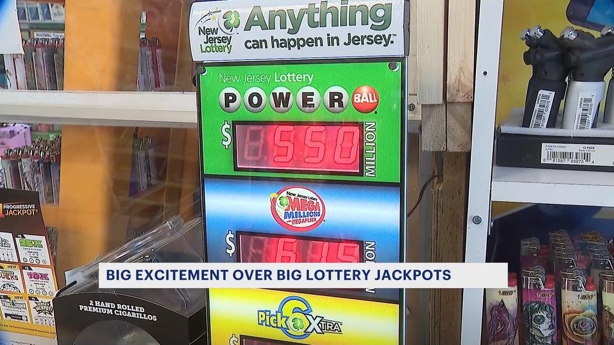 Lottery fever is back: Mega Millions, Powerball grand ...
