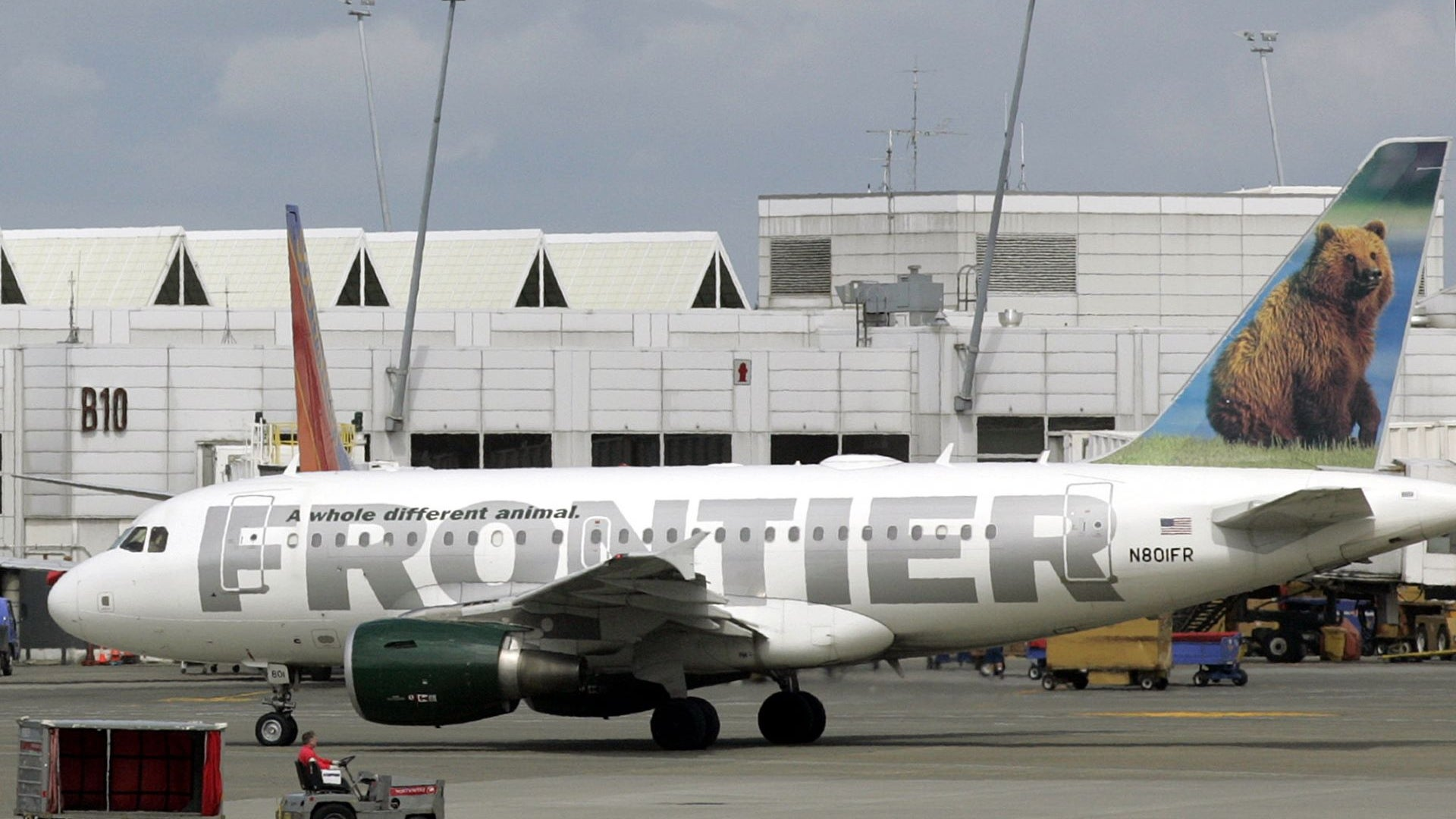 Frontier Airlines set to fly from New York Stewart International Airport to Florida this fall