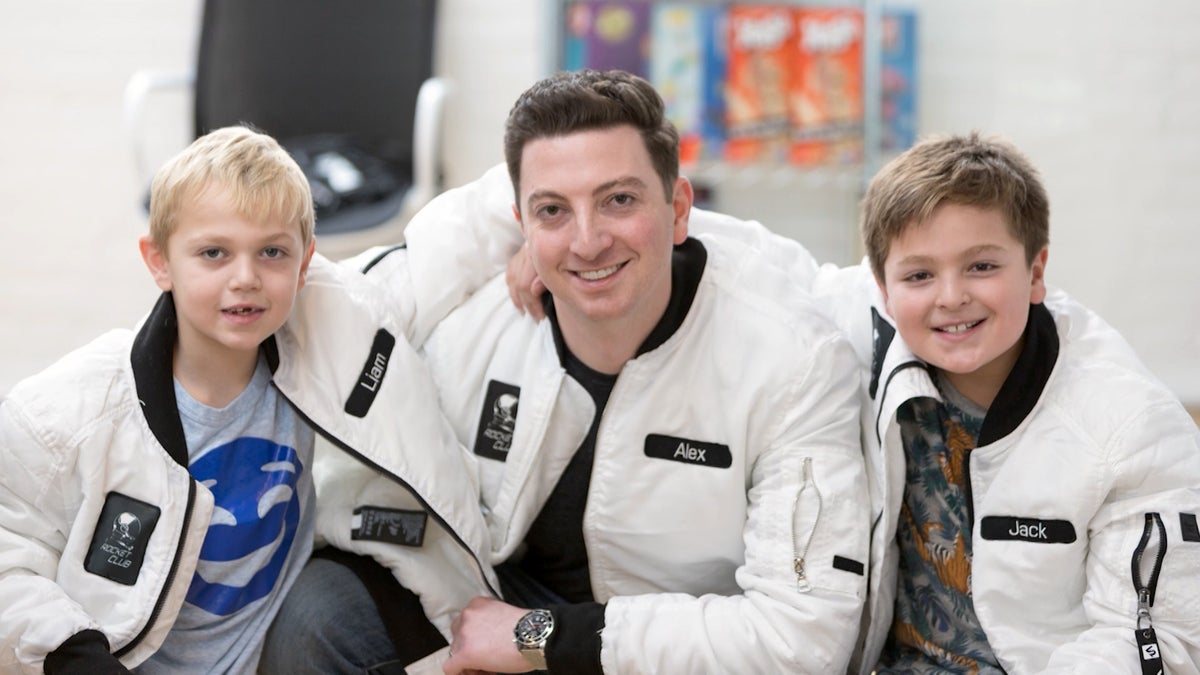 How 'Rocket Club' is Inspiring Young Entrepreneurs Everywhere