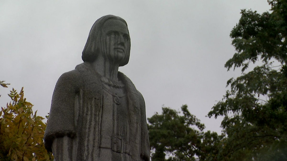 Norwalk's Christopher Columbus statue moved to St. Ann Club