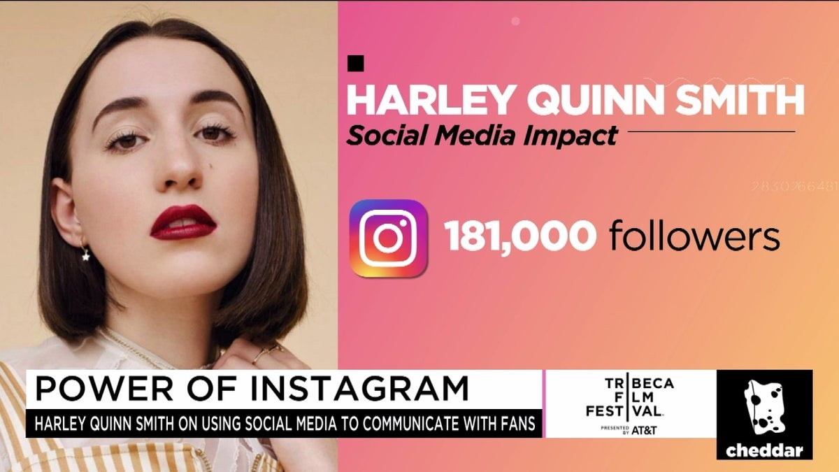 Harley Quinn Smith On The Pros And Cons Of Instagram On Cheddar