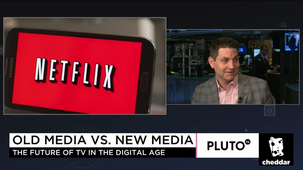 New Media vs. Old-School Media Companies